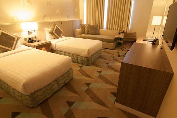 hotel-benilde, hotel-benilde-superior-twin-room