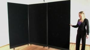Something unique: Marler Haley Econoscreen Display Boards Kit
