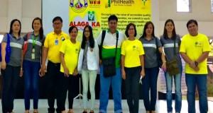 Balanga City Held PhilHealth Alaga Ka 2016