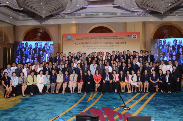 apec, conference-on-credit-infrastructure
