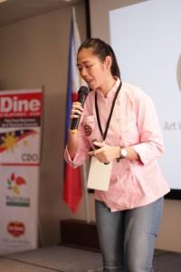 Chef Julianne Bernardo