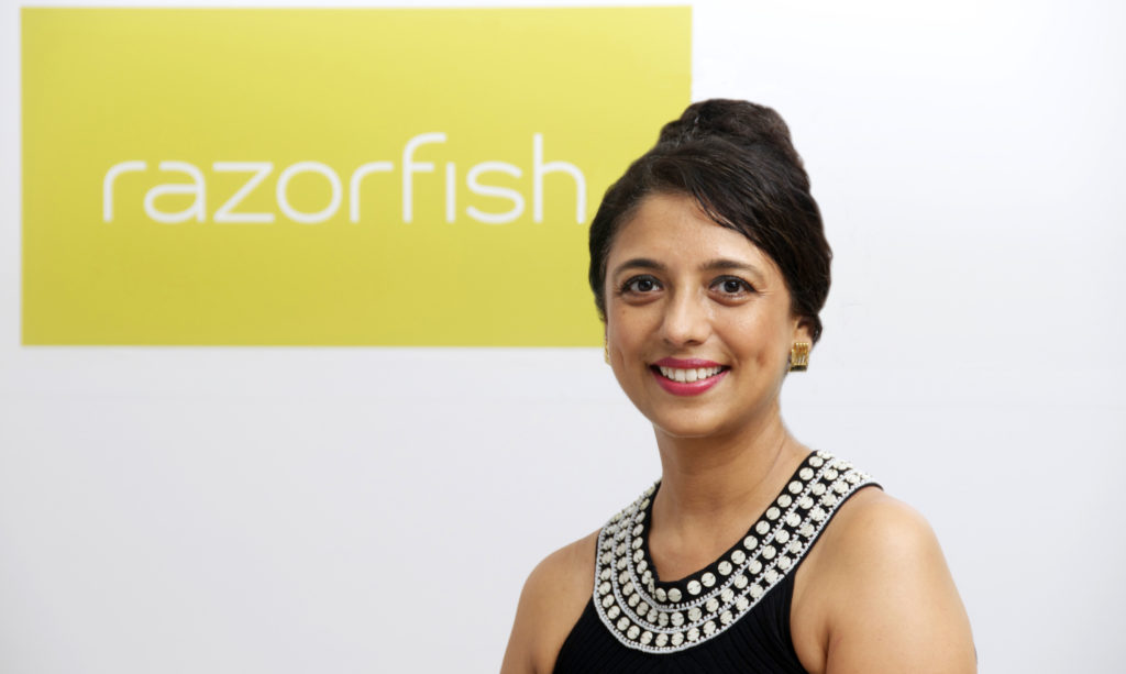 razorfish, digital-marketing, charulata-ravikumar