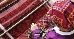 Yakang Yaka Barter Shows Off Their hand Weaved Products in Mandala Park