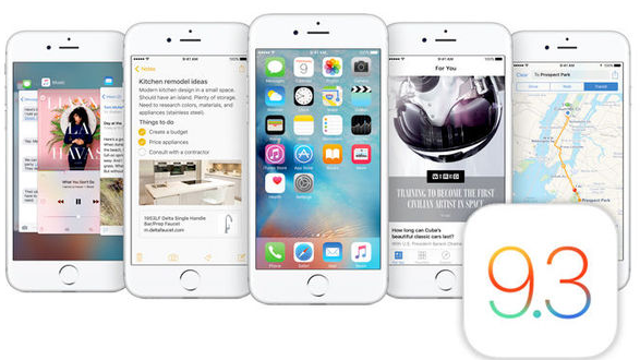 Apple iOS 9.3 notable features and why upgrading is not an option for users