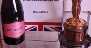 Oscars Celebrities Enjoyed Fine English Wine