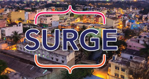 Start-ups at Bengaluru for Surge 2016