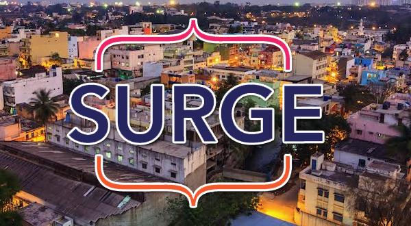 Start-ups at Bengaluru for Surge 2016