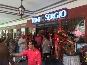 Toni & Sergio Gastro Italiano Grand Opening, Italian-Spanish resto pub