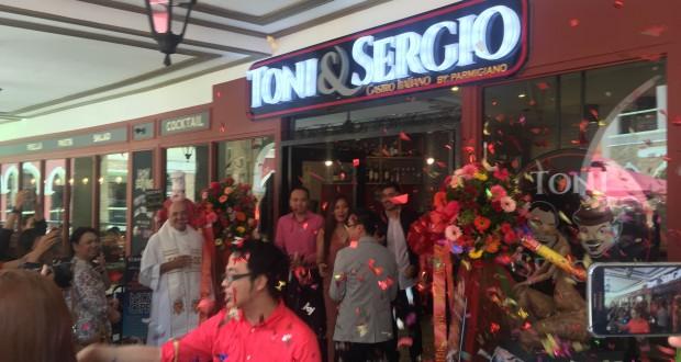 Toni & Sergio Grand Opening