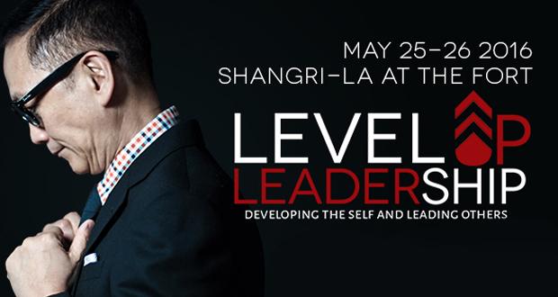 francis kong, level-up-leadership, leadership-training