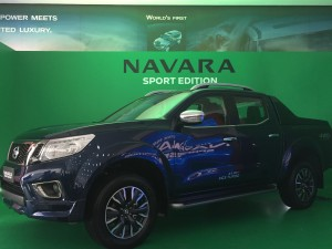 The Nissan Navara Sport Edition