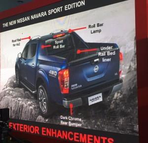 Nissan Sport Navara Edition
