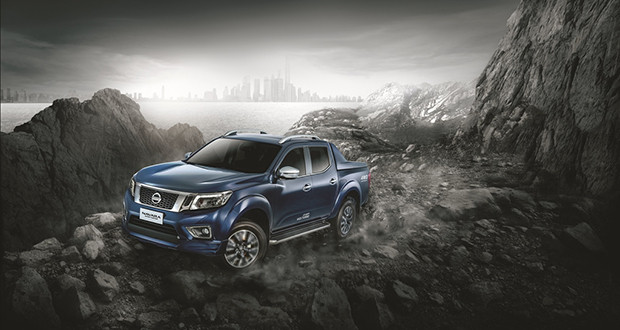 Tough. Smart. Sharp. The New Nissan Navara Sport Edition.