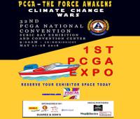 PCGA, climate change expo