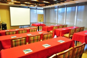 Meeting Rooms for small planning sessions and corporate meetings