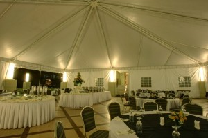 The first and only Tent venue in Baguio City perfect for social gatherings