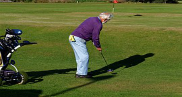 Life Lessons that Golf teaches you