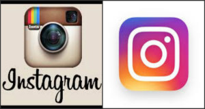 Revamped Instagram design
