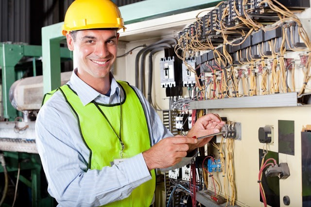 electrician, industrial-electrician, commercial-electrician