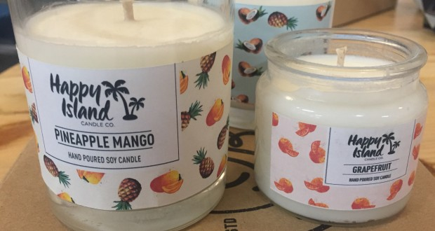 happy-island-candle-co, soy-candle, the-bazket
