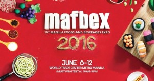 MAFBEX 2016: A Gathering of Diverse Food and Beverage Experiences