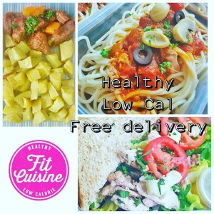 Fit Cuisine, Fitness food, healthy food, baon for delivery, pinoy baon, baon, healthy food for delivery