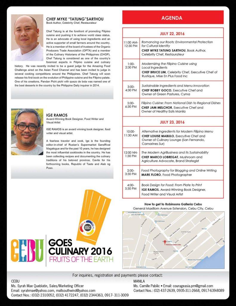 dine-philippines, dine-2016-cebu, food-conference, food-tourism, food-business-caravan, ige-ramos, tatung-sarthou, myke-sarthou