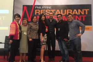 philippine restaurant investment conference, tips for restaurant owners, courage asia, food tourism in the philippines, philippine restaurant investment conference, state of the restaurant industry, inspring words for restaupreneurs, how to manage a restaurant