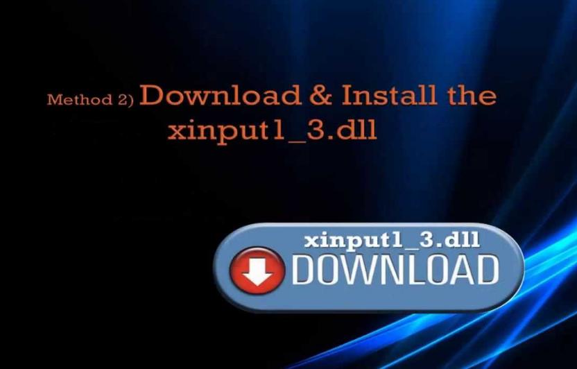 xsinput1 3.dll