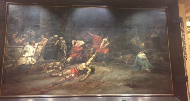 nationa- museum, national-museum-is-now-free-of-charge, national-museum-free-admission, spolarium