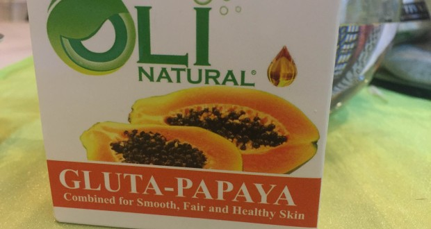 Oli Natural Gluta-Papaya