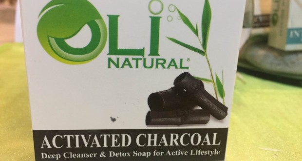 Oli Natural Activated Charcoal