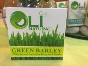 Oli Natural Green Barley