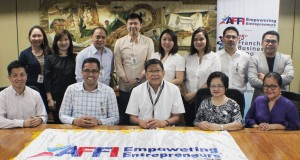 LOOK: Franchise Entrepreneurs back gov't plans for tax reform