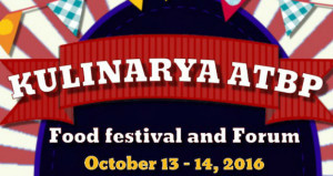 Kulinarya Atbp Food Festival and Forum Highlights Culinary Tourism Trend
