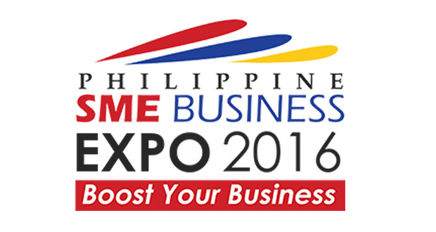 Philippine SME Business Expo launched on October 21, 2016