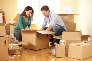 Moving out cleaning services