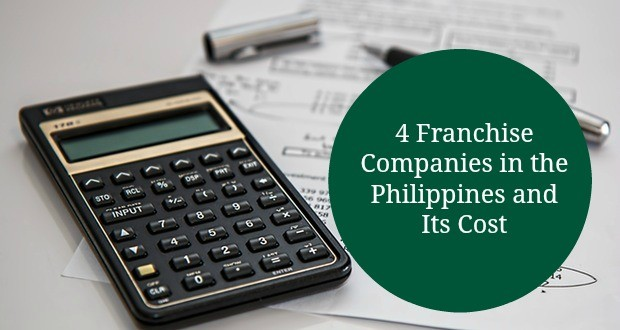 4 Franchise Companies in the Philippines and Its Cost