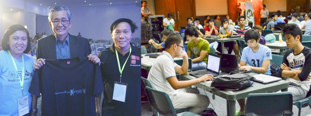 hack the climate, climate change, hackathon, cleantech, 8th NICP ICT Summit 2016