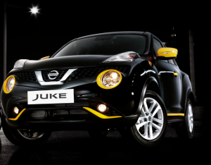 Nissan Juke N-Style Adds New Splashes of Color on the City Streets