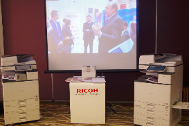 "RICOH's multi-function printers (MFP) boast efficiency features guided by the company's ""Workstyle Innovation Technology"""