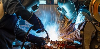 steel welding Sub Arc Welding