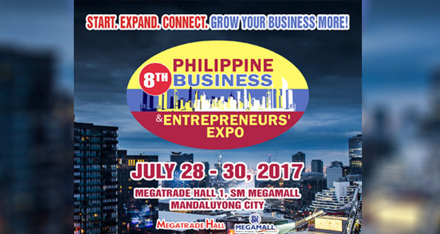 8TH PHILIPPINE BUSINESS AND ENTREPRENEURS' EXPO KICKS OFF THIS JULY