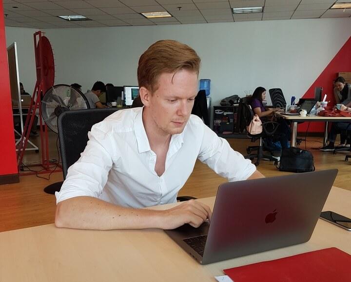 Joost Boer-CEO-BigDish