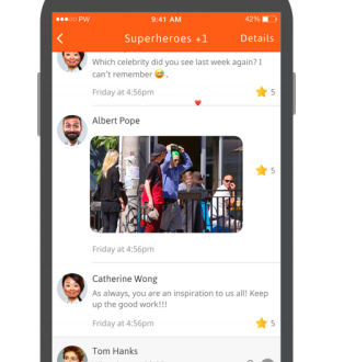 jellychip, chat-app-with-purpose