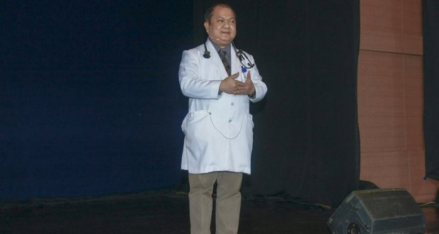 Dr. Raul V. Destura, Director of the Clinical and Translational Research Institute of The Medical City