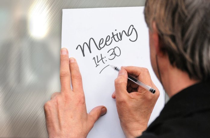 meeting online