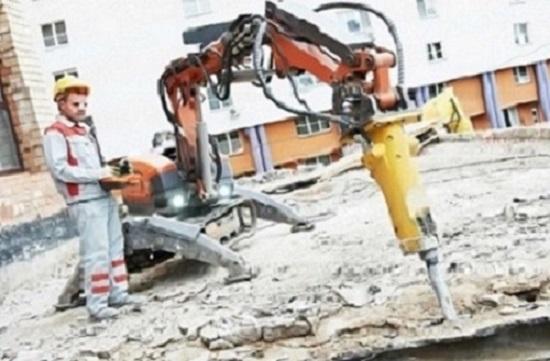 Demolition-Excavation