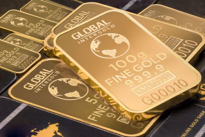 gold gold-investment