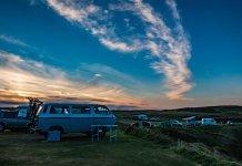 Campervan-Stops